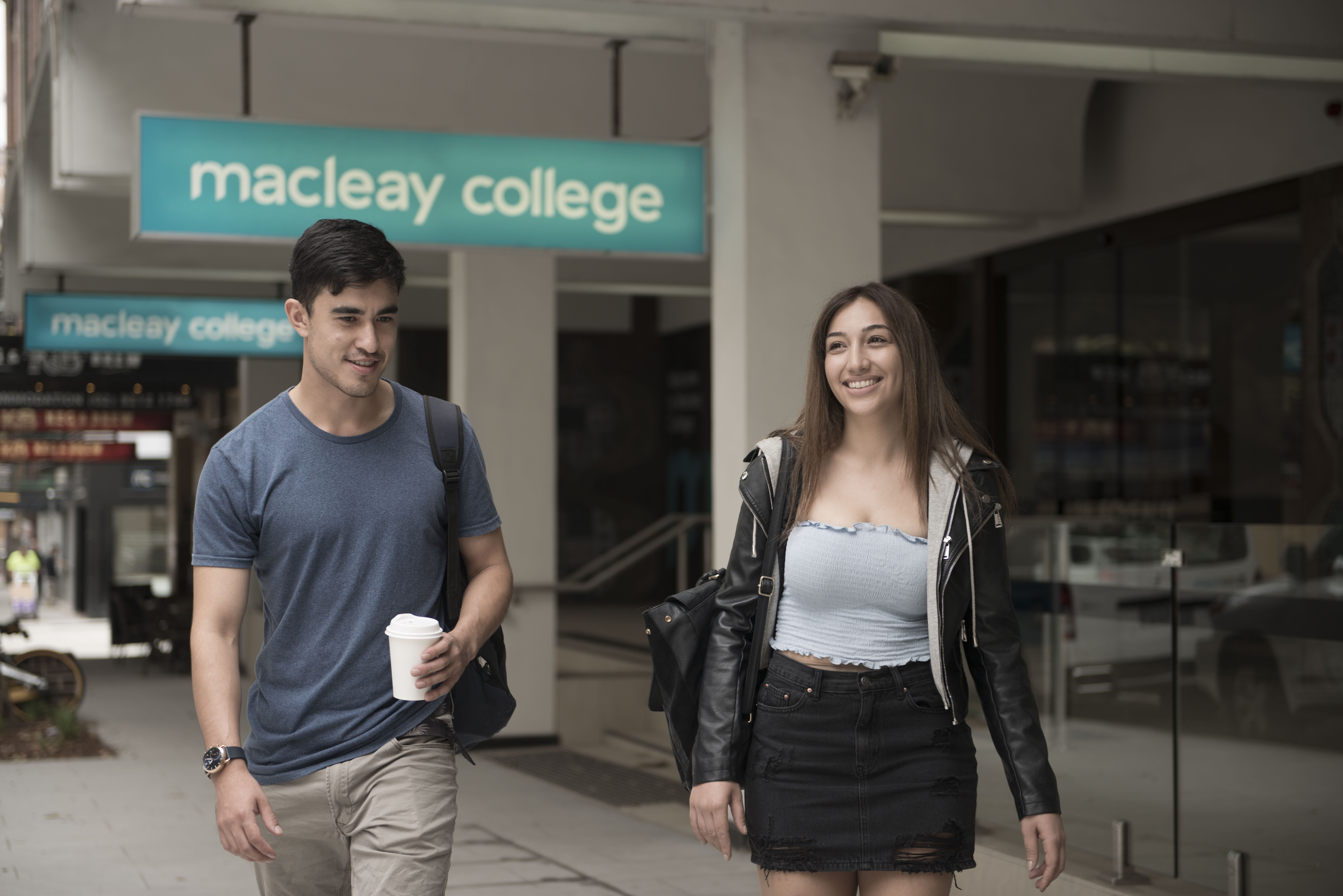 Macleay College Sydney and Melbourne